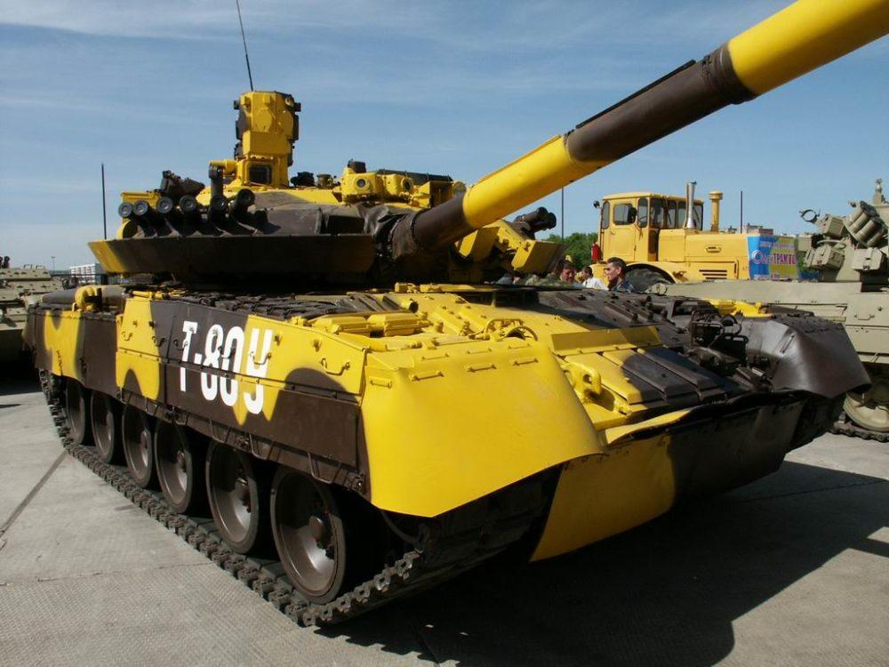 Т-80У-М1 «Барс»