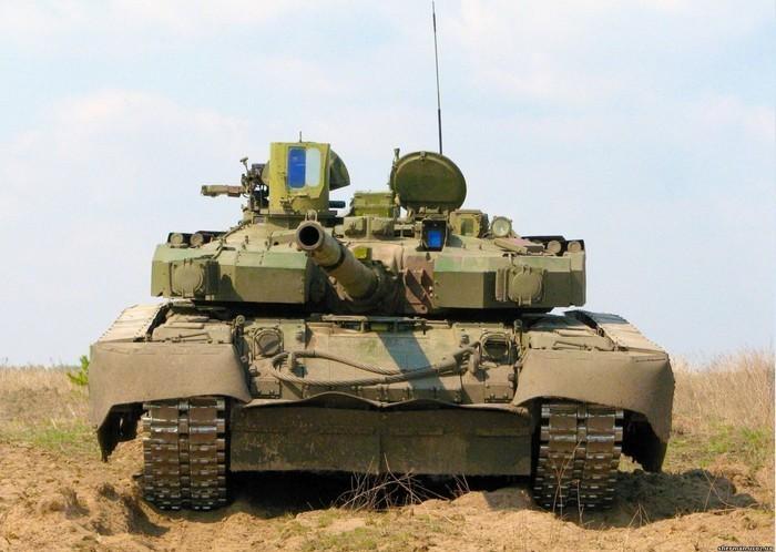 Т-84БМ «Оплот»