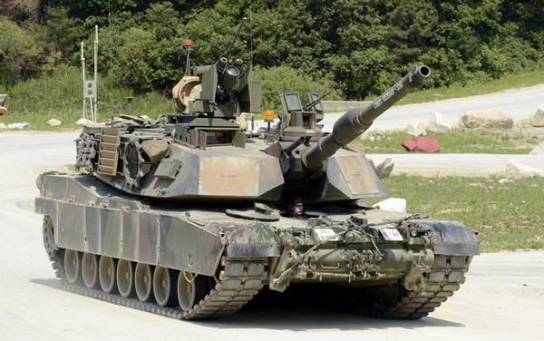Танк «Абрамс» M1A2 SEP