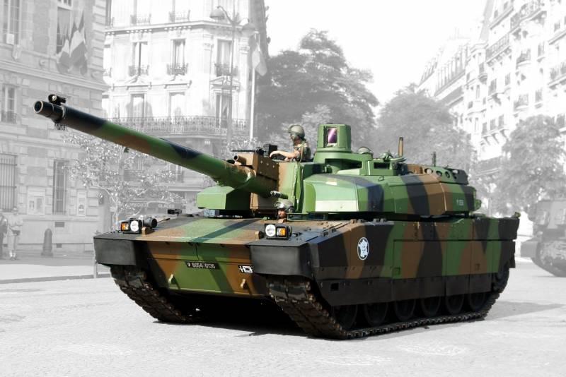 Танк AMX-56 «Леклерк»