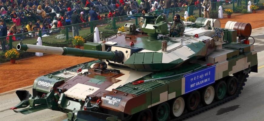 Танк «Арджун» Mk.II