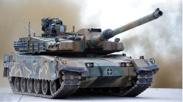 Танк K2 «Чёрная пантера»