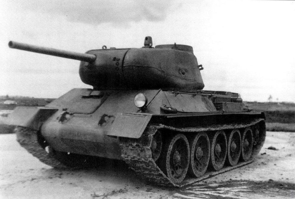 Танк Т-43-76