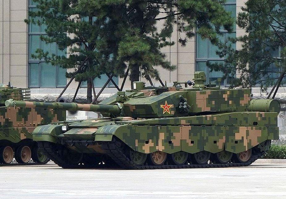 Танк Тип 99А2
