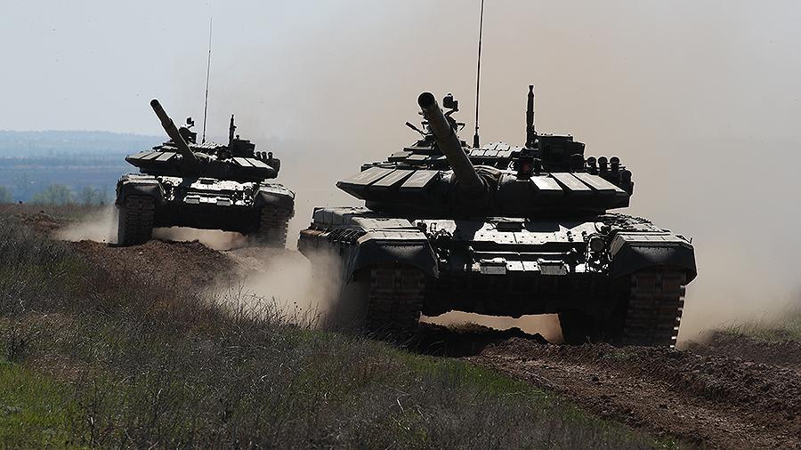 Танки Т-72Б