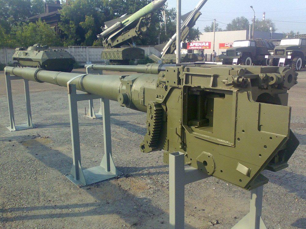 Танковое орудие 2А46М