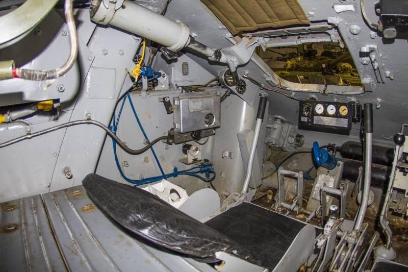 Внутри Т-34