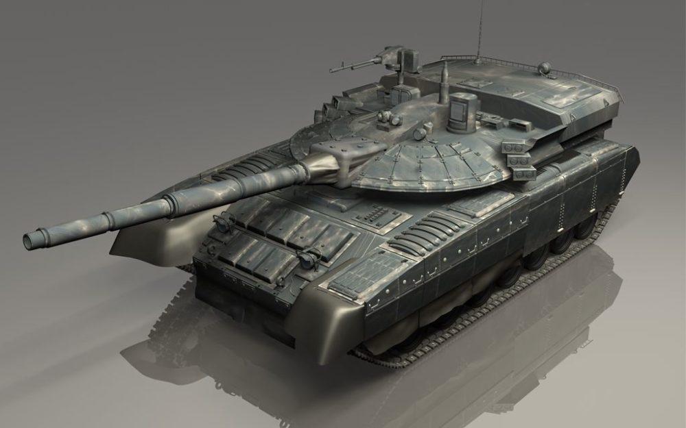 Вооружение Т-95