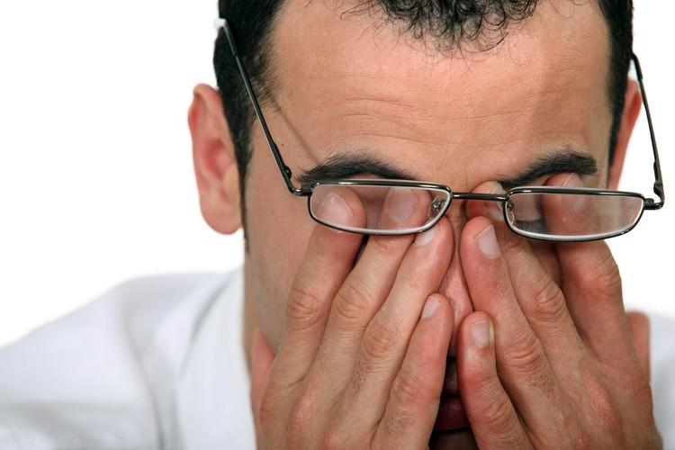 Болезнь зрения