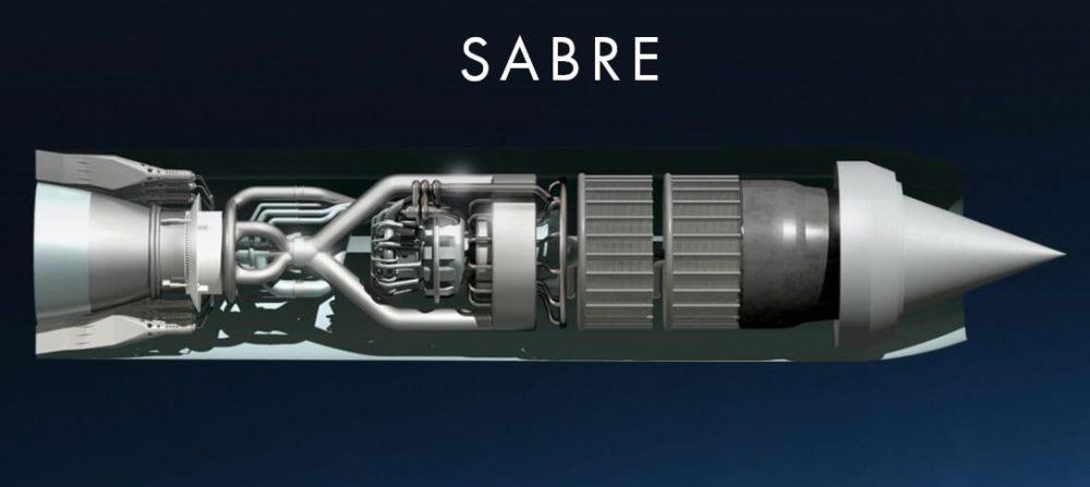 Двигатель SABRE