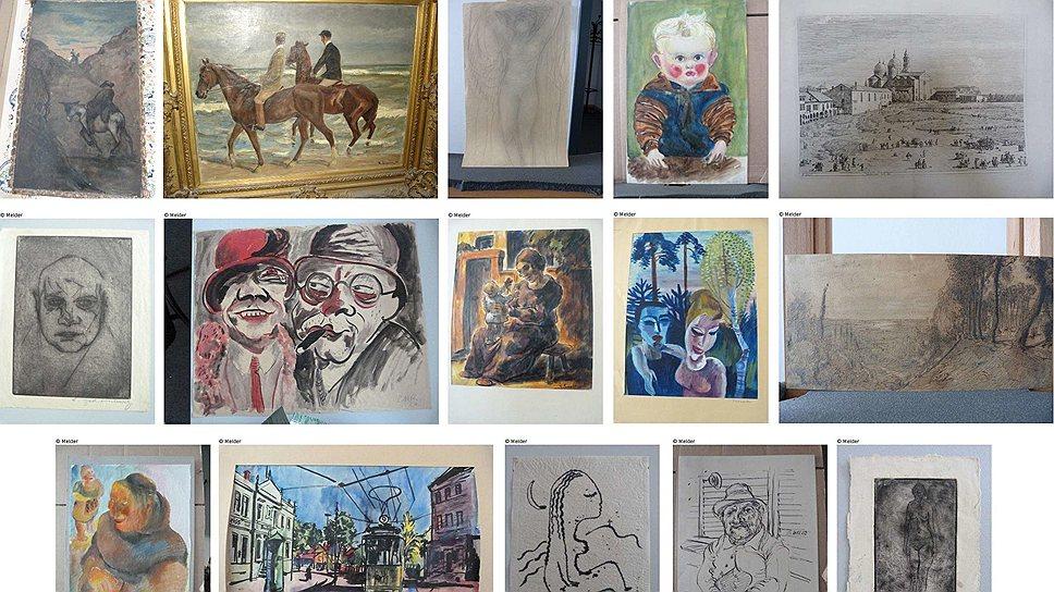 Картины из коллекции