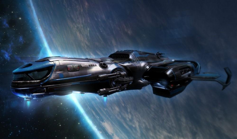 Межгалактический корабль