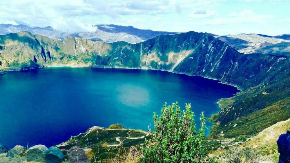 Озеро Килотоа