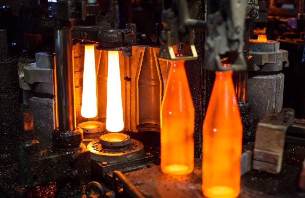 Производство бутылок