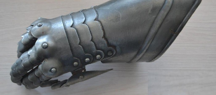 Рыцарская перчатка