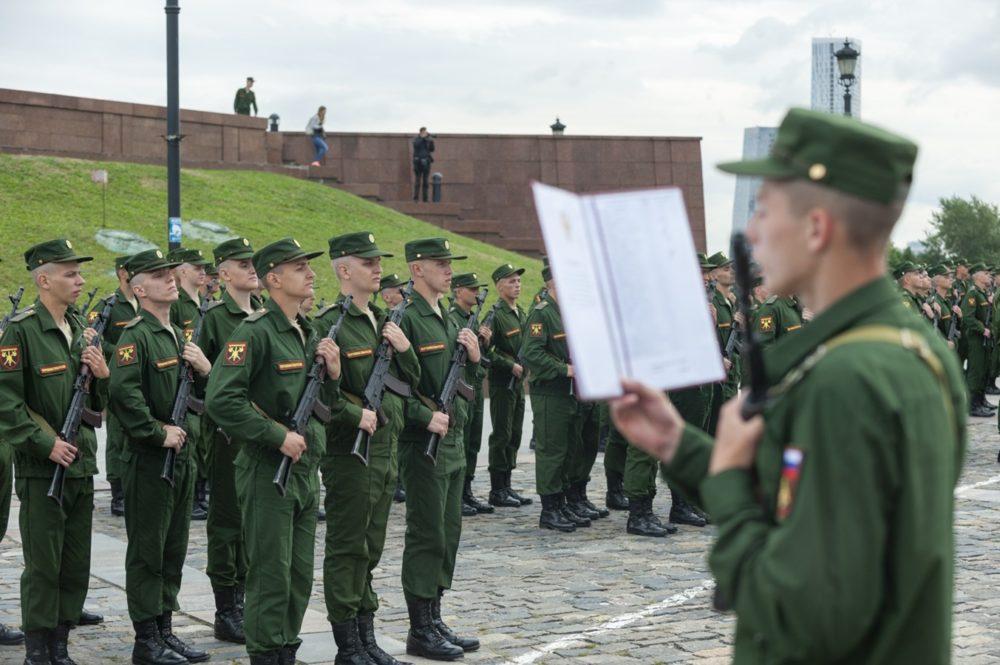 Семёновский полк, 2020 год