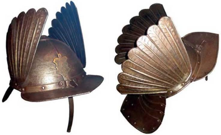Шлем крылатого гусара