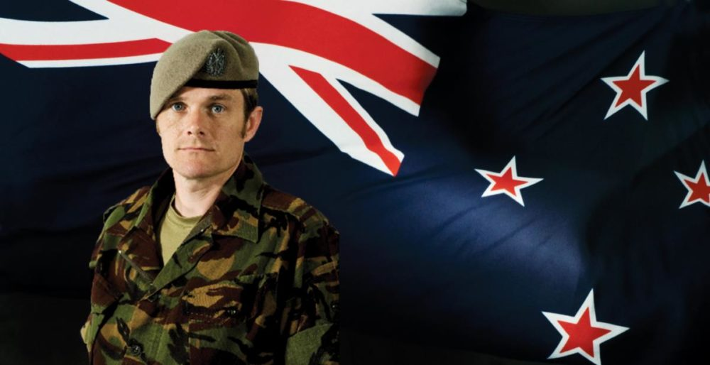 Солдат Новой Зеландии