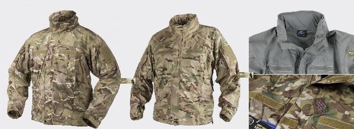 Тактические куртки Soft Shell