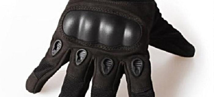 Тактические перчатки Панцирь