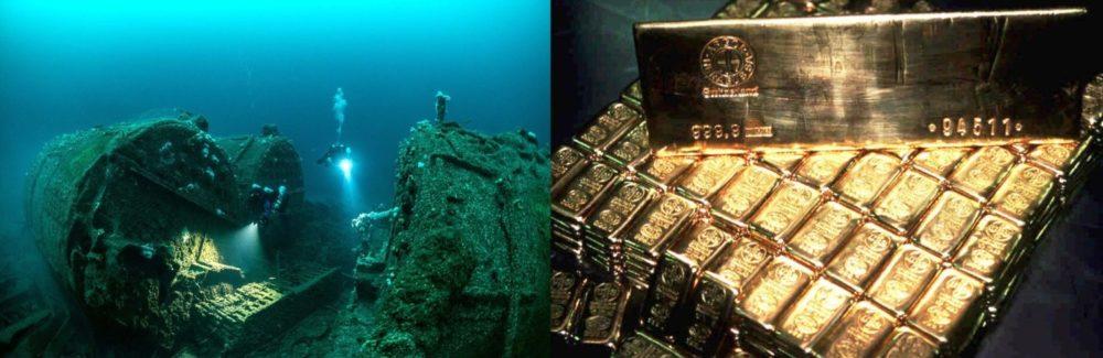 Утонувшее золото