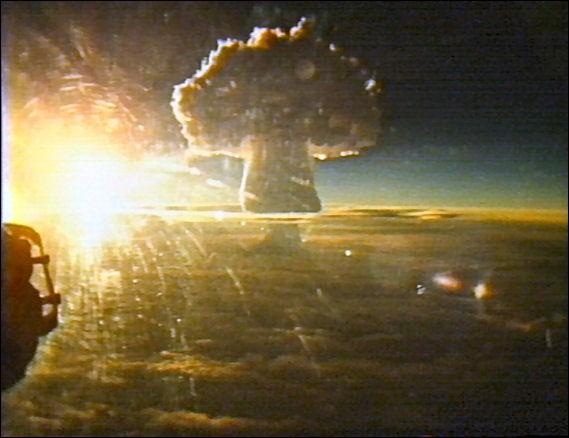 Взрыв «Царь-бомбы»