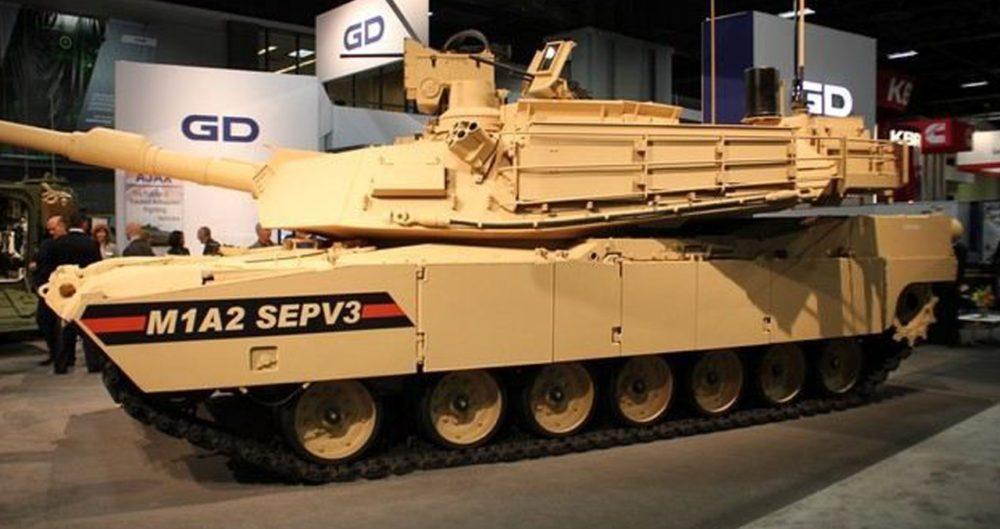 «Абрамс» M1A2 SEP V3