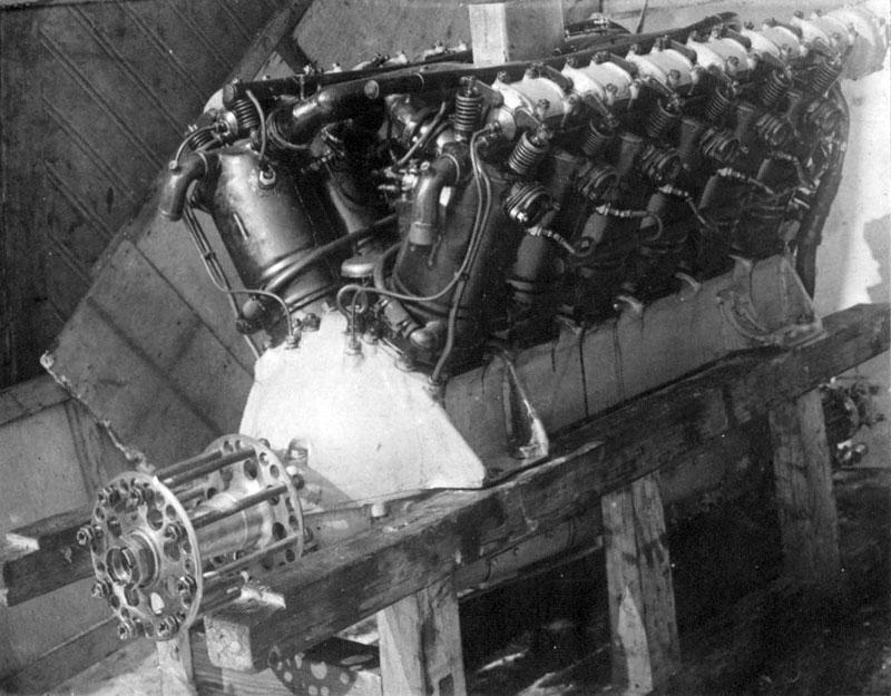Двигатель М-17Т