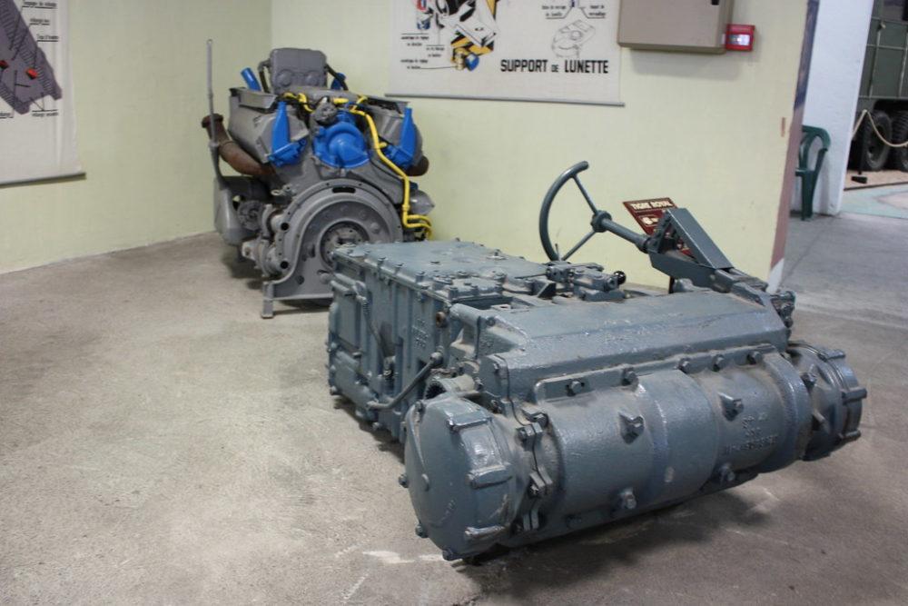 Двигатель «Пантеры»