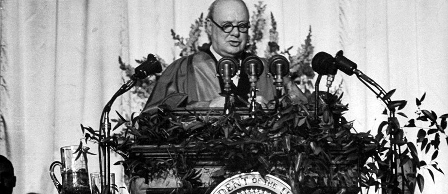 «Фултонская речь» Черчилля