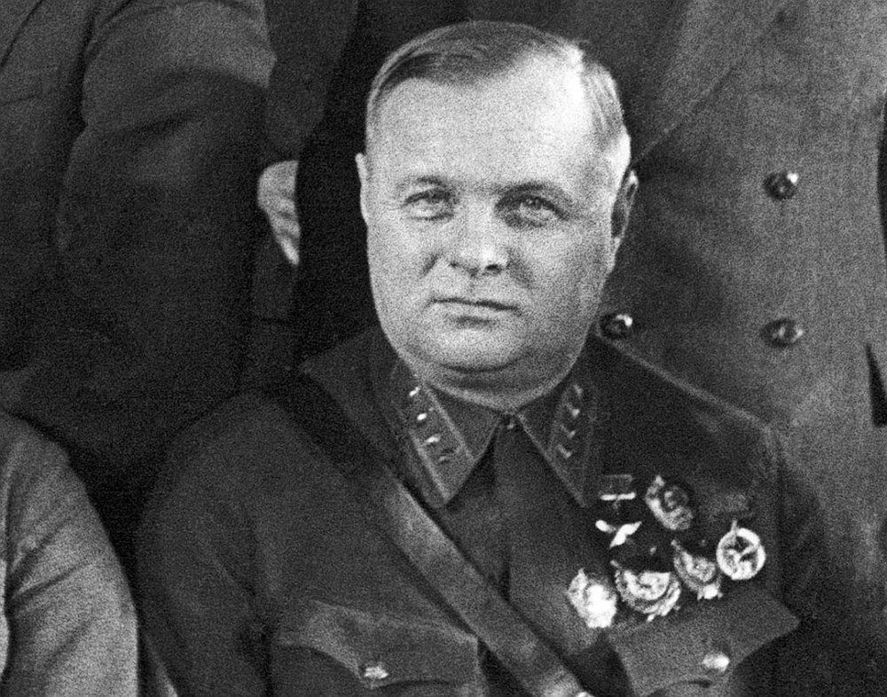 К. А. Мерецков