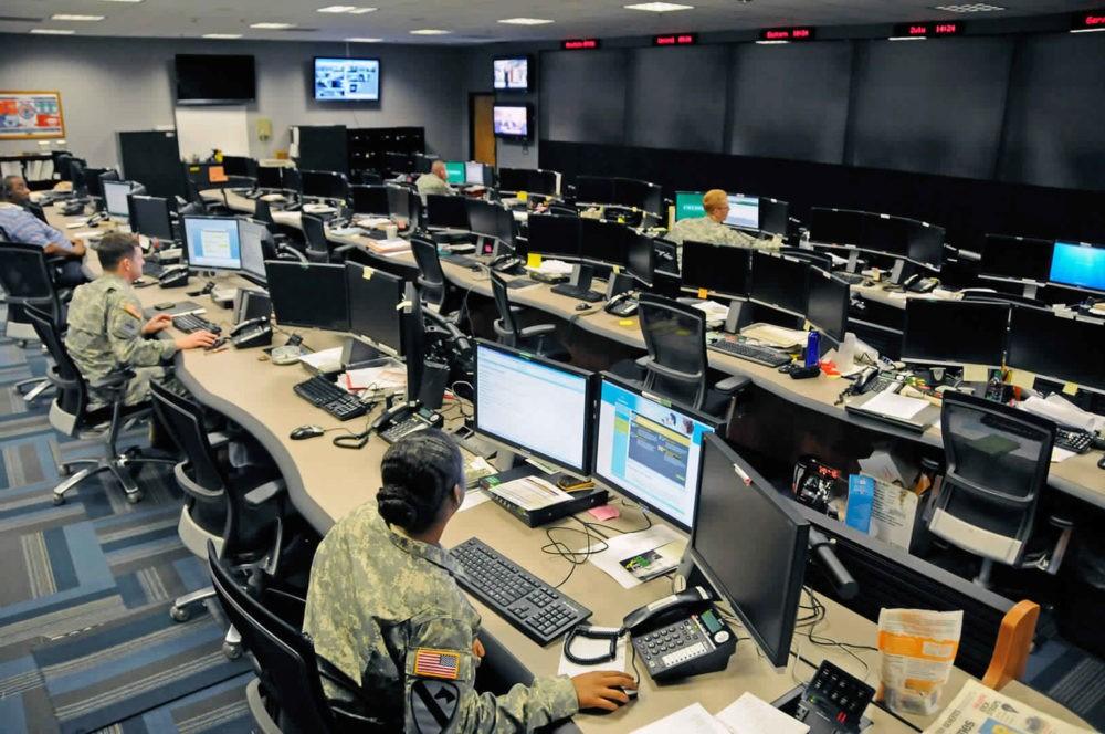 Киберкомандование США