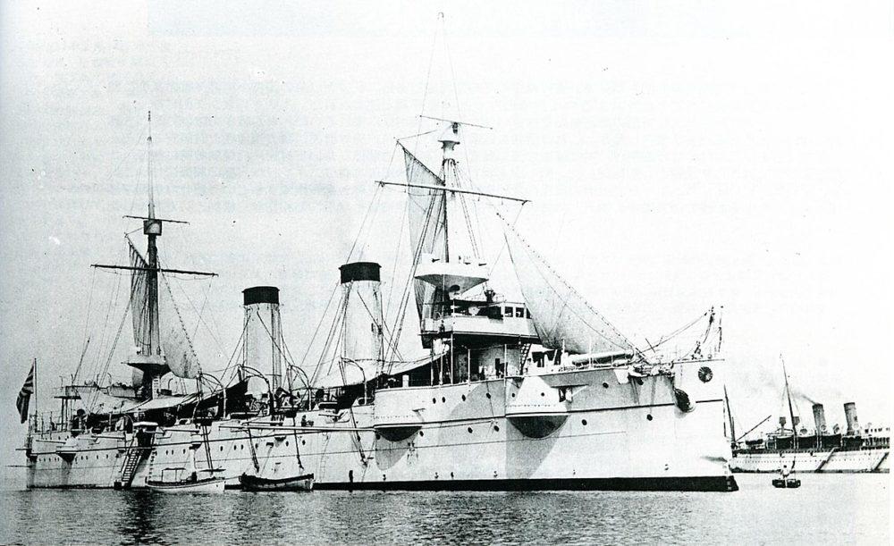 Крейсер «Касаги»