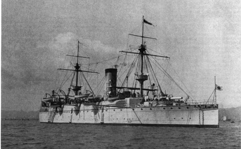 Крейсер «Нанива»