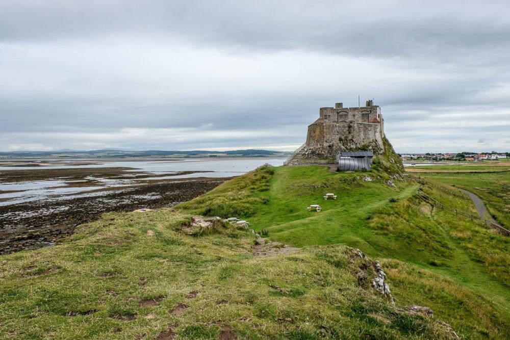 Крепость на Линдисфарне