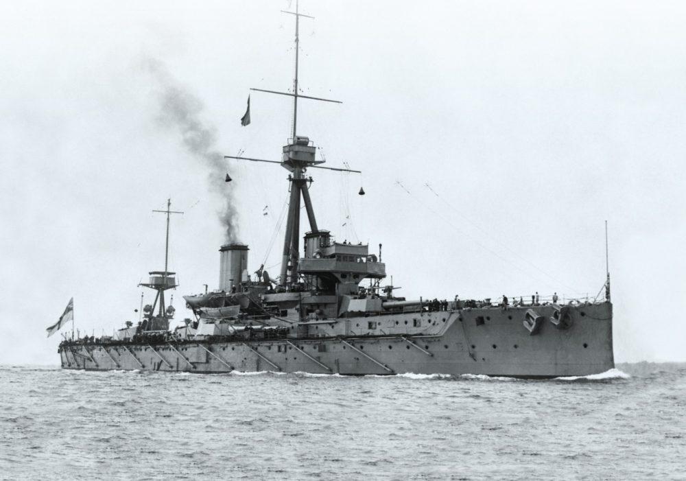 Линкор HMS Dreadnought