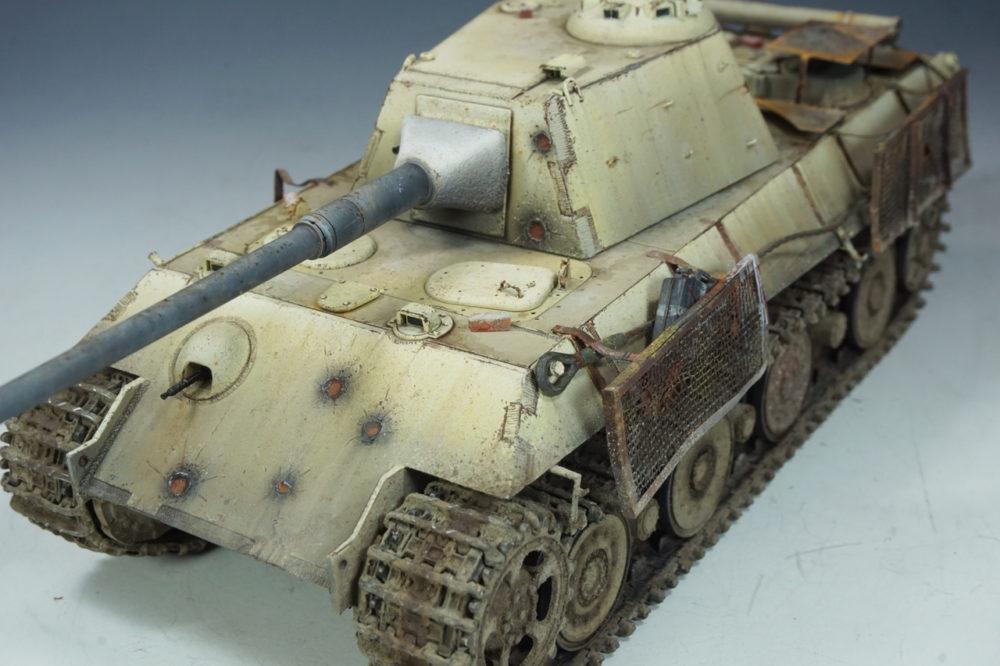 Модель «Пантеры II»