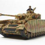 Модель танка Pz.IV Ausf. H