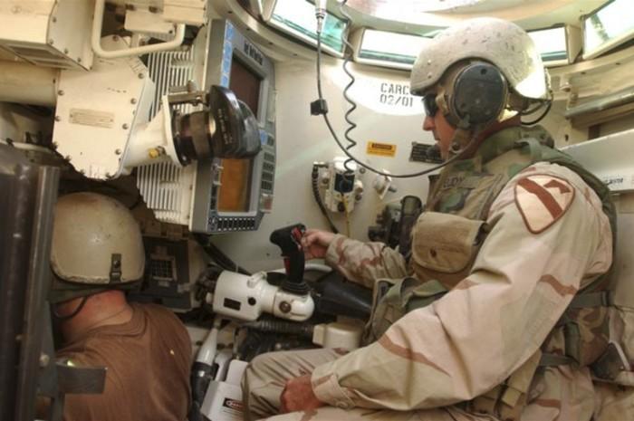 Наводчик M1A2 Abrams