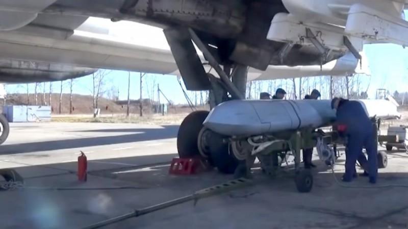Подготовка Х-101