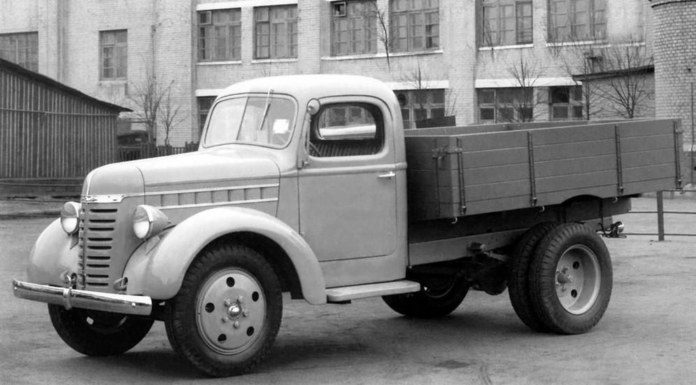 Предвоенный ГАЗ-51