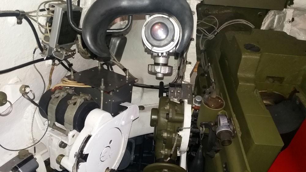 Прицел наводчика Т-34