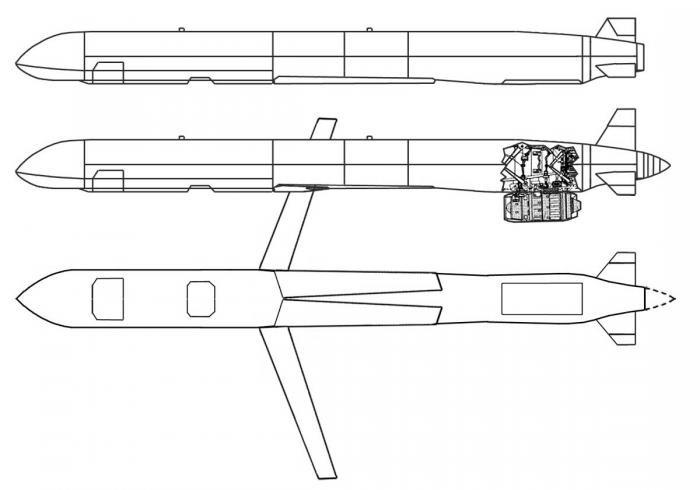 Проекции Х-101/102