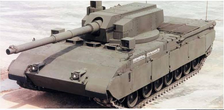 Прототип M1 TTB