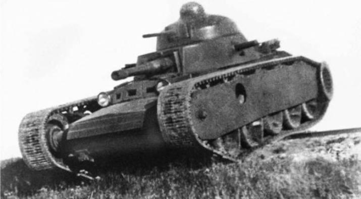 Прототип танка Гротте