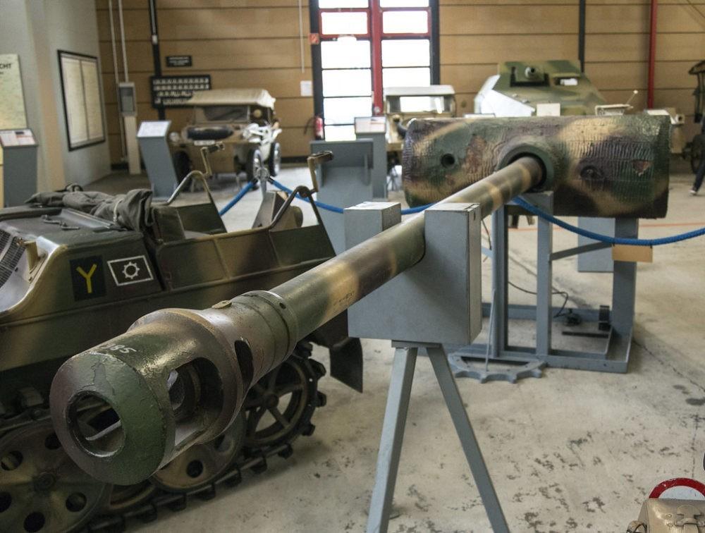 Пушка Kwk 42