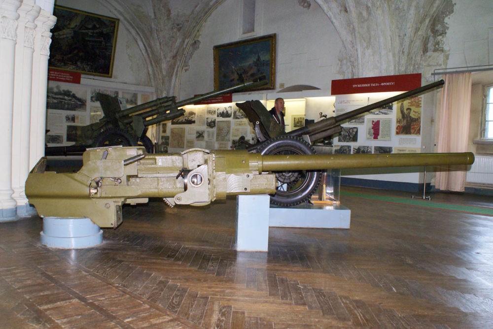 Пушка ЗиС-5