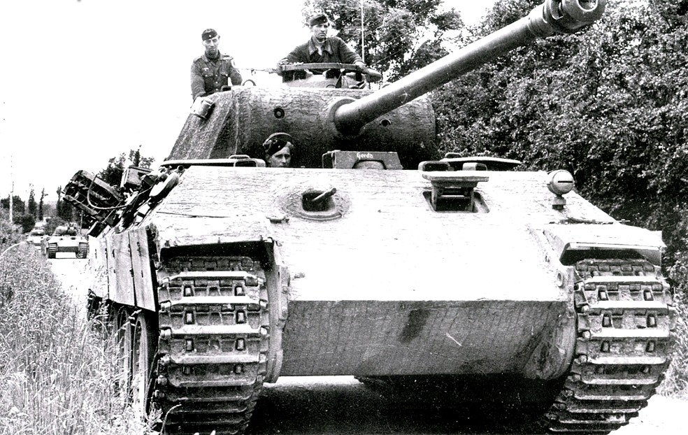 Pz.Kpfw. V Ausf. A