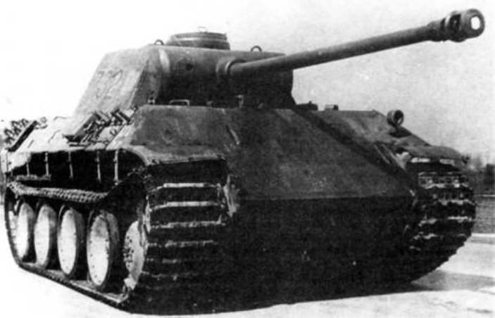 Pz.Kpfw. V Ausf. D2