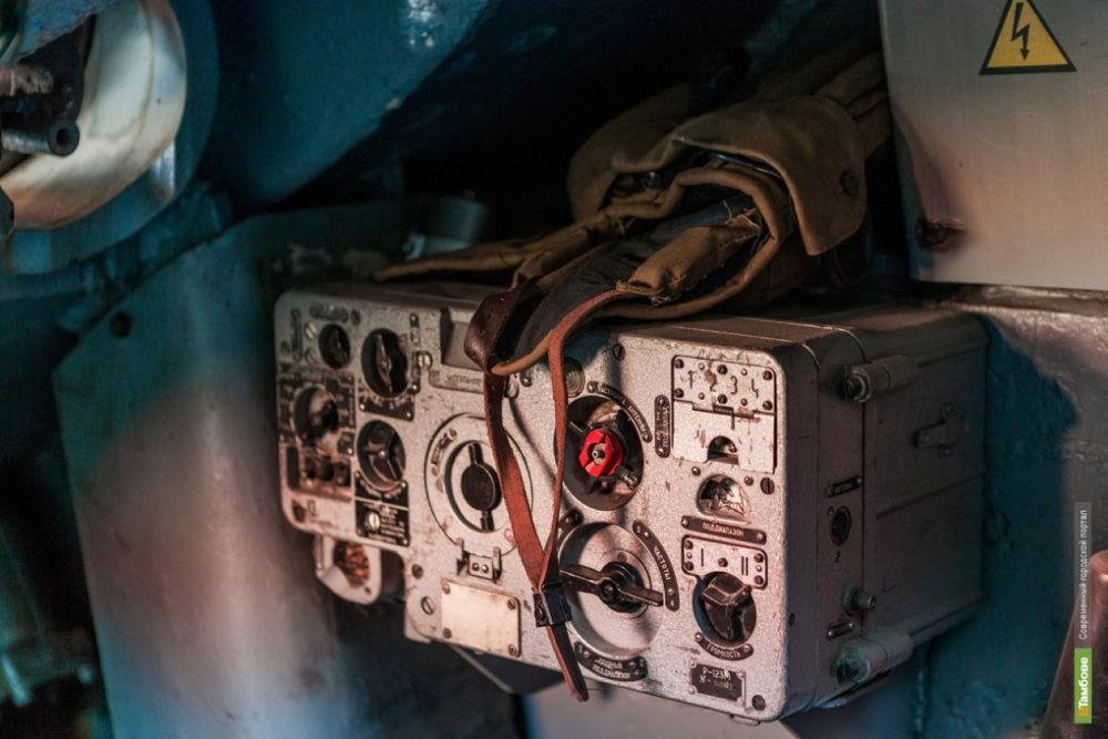 Радиостанция Т-34